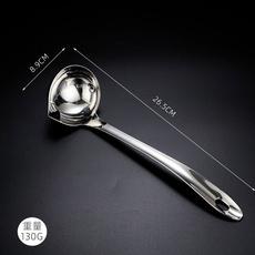 Steel, Kitchen & Dining, Cooking, skimmerspoon