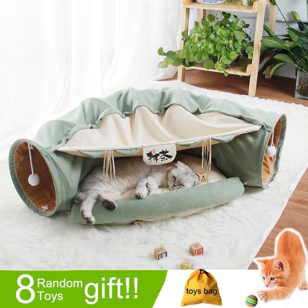 cathouse, Foldable, petaccessorie, Cat Bed