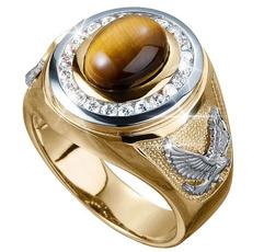 ringsformen, 18k gold, Jewelry, gold