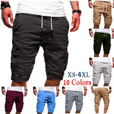 Summer, Shorts, men trousers, pants