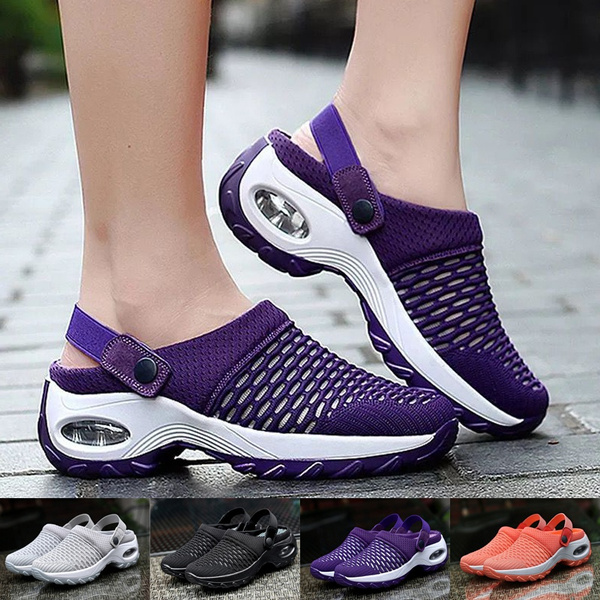 wedge, Sneakers, Sandals, aircushion