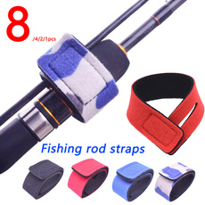 fishingrodstrap, Outdoor, Elastic, fishingaccessorie