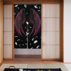 Home & Kitchen, Angel, japanesenorendoorwaycurtain, Japanese