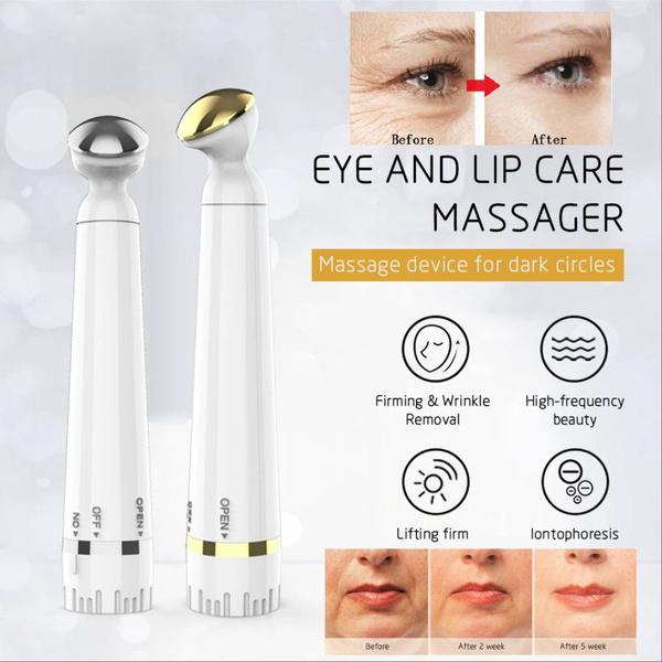 Mini, eye, facialmassageinstrument, Tool