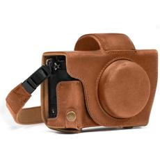case, brown, camerasphoto, Camera & Photo Accessories