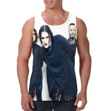 Vest, Plus Size, Cotton Shirt, onecktshirt