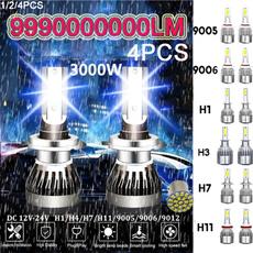 carheadlightbulb, led, h7bulb, lights