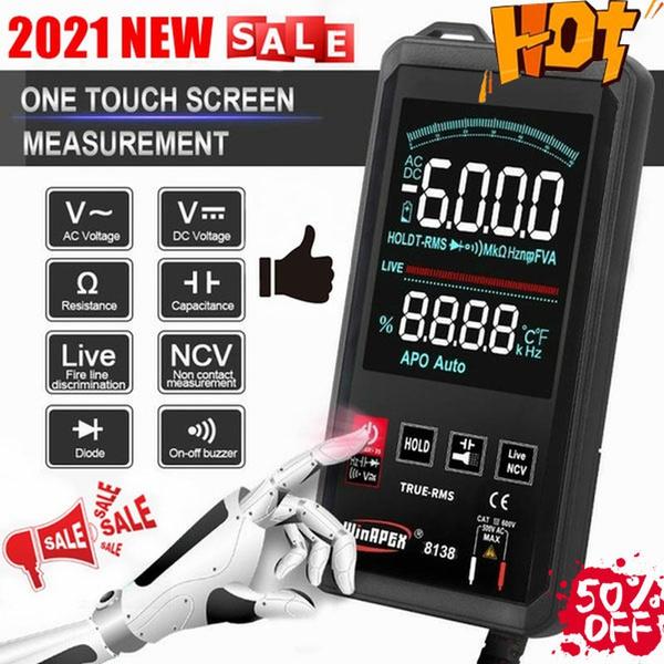 touchscreenmultimeter, digitalmultimeter, professionalcurrentandvoltagetesttool, Tool