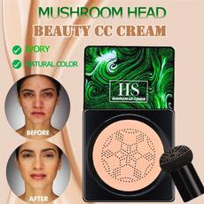Head, Beauty, Mushroom, whiteningcream