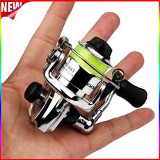 Mini, spinningreel, spinningfishingreel, spinningreelfishing