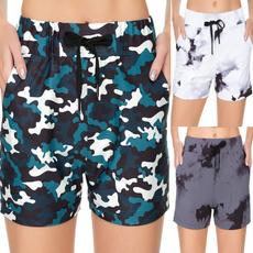 mensportswear, Beach Shorts, Men Shorts, Elastic