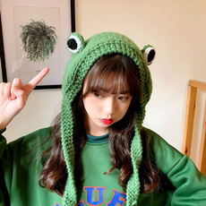 Clothing & Accessories, Beanie, Fashion, Cosplay