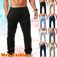 Summer, Plus Size, sportsformen, men trousers