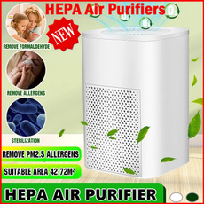 aircleaner, Cleaner, Home & Living, lights