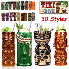 Exotic, Ceramic, Cocktail, hawaiitikimug