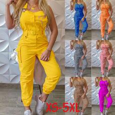 bodycon jumpsuits, Women Rompers, macacãofeminino, enterizosdemujer