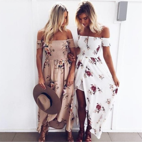 Summer, long dress, fashion dress, Dress