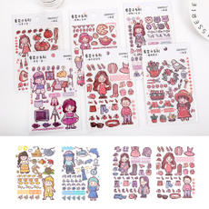 stickypaper, washitape, Stickers, papertape