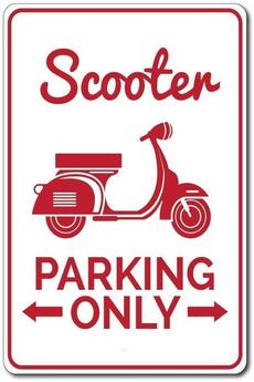 Decor, Scooter, pastoral, cnorigin