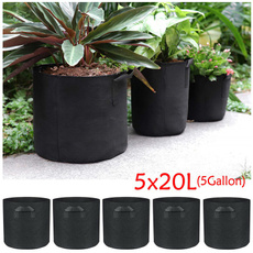 Plants, Flowers, Container, aerationbag