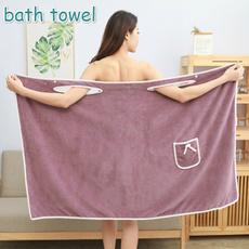 Bath, Towels, bathskirt, Pure Color