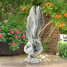 angeldecoration, angelsculpture, charactercollection, Statue