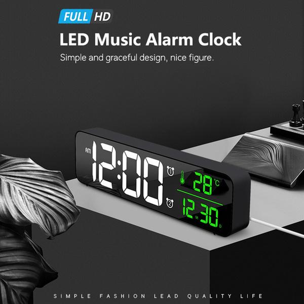 led, Alarm Clock, Clock, electricclock