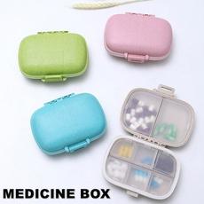 case, weeklypillorganizer, Plastic, pillholder