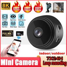 Mini, Spy, Webcams, Home & Living