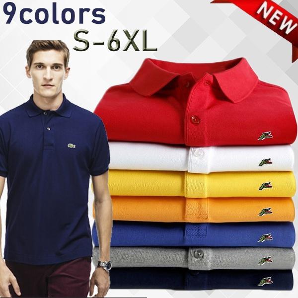 Summer, Fashion, men's cotton T-shirt, Polo T-Shirts