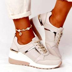 wedge, fashion women, Platform Shoes, comfy