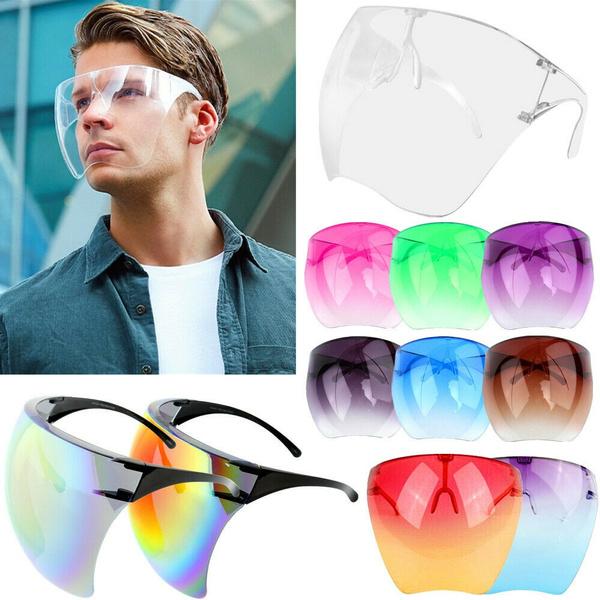 transparentglasse, Goggles, shield, faceshield