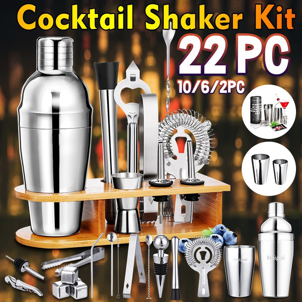 Steel, Stainless, cocktailshakerkit, Cocktail