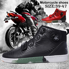 ankle boots, motoboot, leather shoes, Outdoor Sports