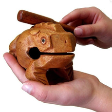decoration, Toy, woodfrogcase, Gifts