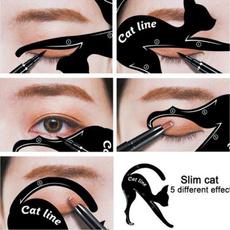 cateyelinerstencilset, Eye Shadow, cateyeshadow, eyebrowsmoky