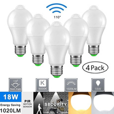 Light Bulb, securitylight, led, Sensors