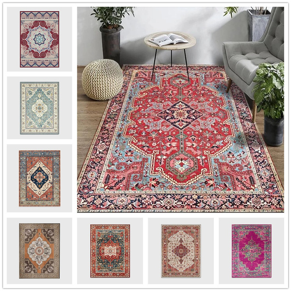 Vintage, alfombra, carpetforlivingroom, area rug