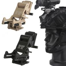 Helmet, Aluminum, Hunting, nightvision