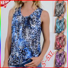 Summer, Vest, Plus Size, Plus size top
