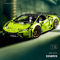 Toy, racingmodelbrick, carbuildingblock, racingbrick