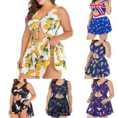 Plus Size Swimsuit, Summer, Moda masculina, oversizedswimsuit