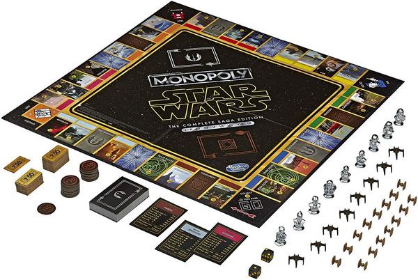 Toy, Star, monopoly, saga