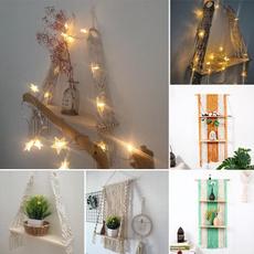 indoorplanthanger, Rope, Tassels, woodenlanyardrack
