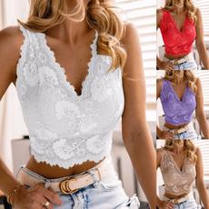 lacebratop, Vest, Fashion, crop top
