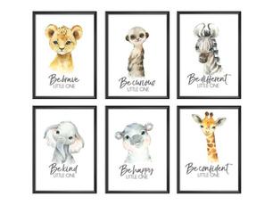 Love, Decor, Wall Art, animal print