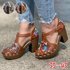 Summer, Sandalias, Womens Shoes, wedge