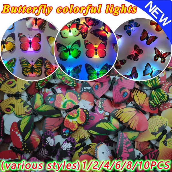 butterfly, cute, Toy, led