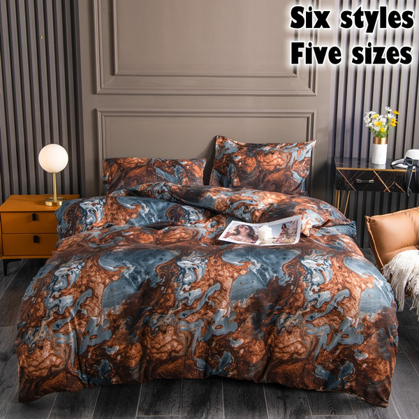 King, 3pcsbeddingset, Cover, quiltcoverbed
