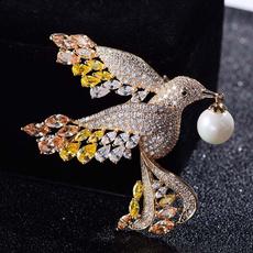 eaglebroochbrooch, Fashion, Pins, pearls